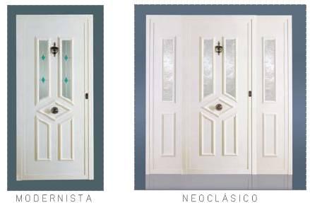 Puertas de seguridad - Modelos de vidrieras ...